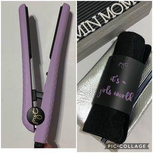 ‼️PYT MINI Travel FLAT IRON Lavender Ceramic‼️